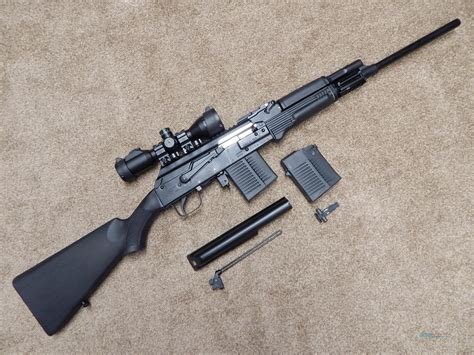 Rifle 308 Rifle.