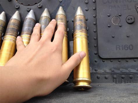 Ammunition 30mm Cannon Ammunition.