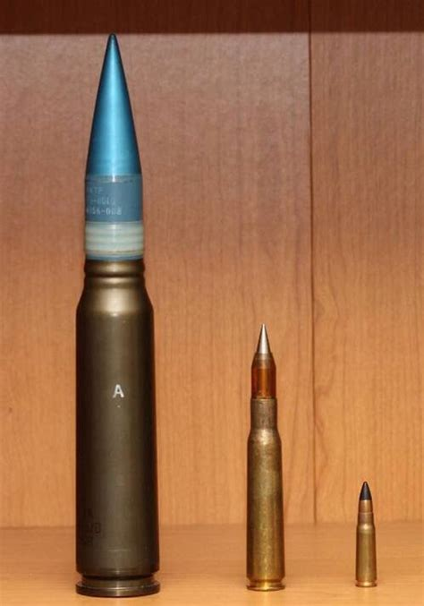 Ammunition 30x173mm Ammunition.