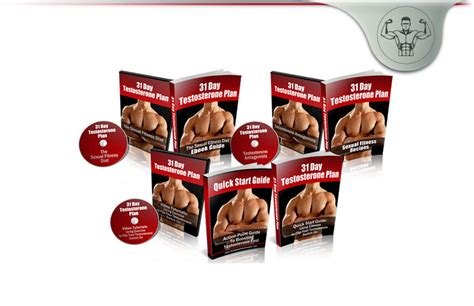 [click]31 Day Testosterone Plan By Mark Wilson - Complete Review.