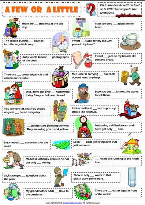3181 English Exercises Picture Description Kindergarten Kids