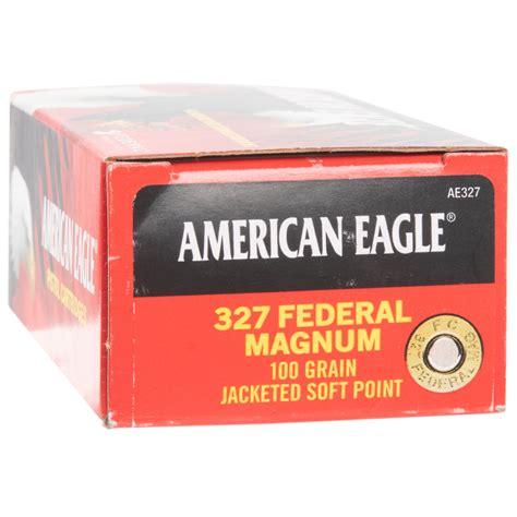 Ammunition 327 Magnum Ammunition Sale.