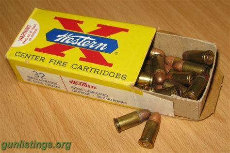 Ammunition 32swp Ammunition.