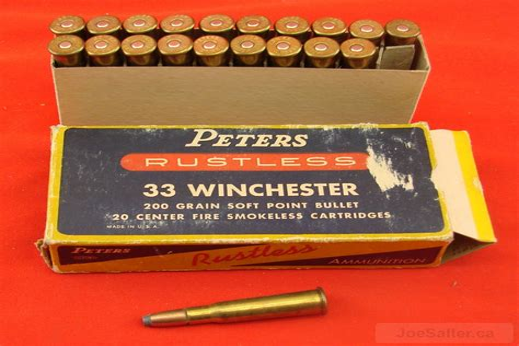 Ammunition 33 Caliber Ammunition Price California.