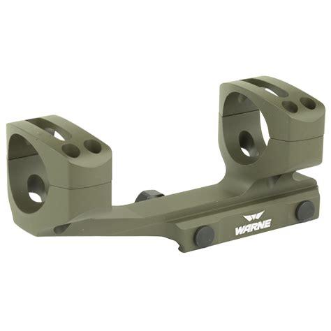 Rifle-Scopes 34mm Rifle Scope Mount 1.2 High.