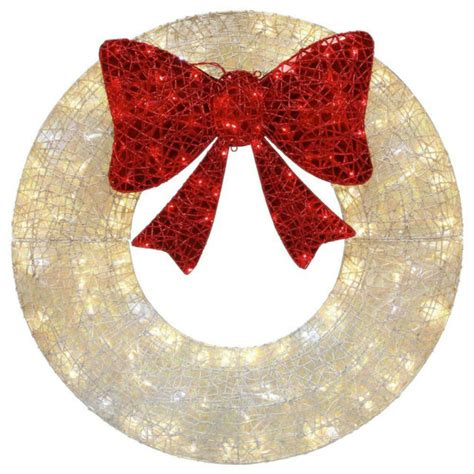 36 Inch Christmas Wreath  Ebay.