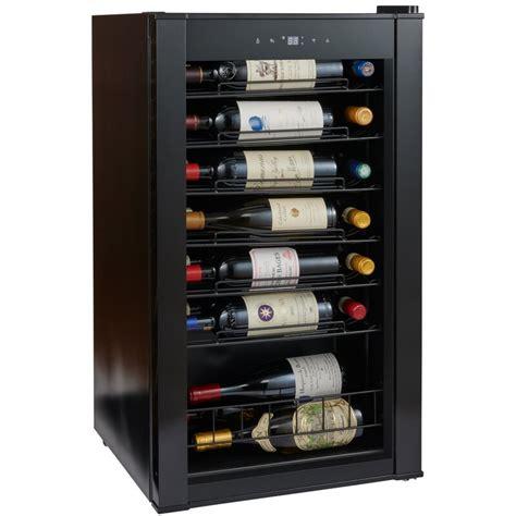 36 Bottle Single Zone Freestanding Wine Cooler