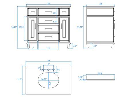 36 Vanity Cabinet Plans