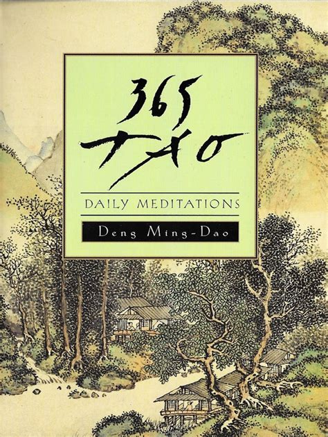 Read Books 365 Tao: Daily Meditations Online