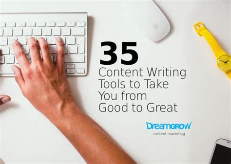 37 Content Writing Tools To Take You From Good To Great.