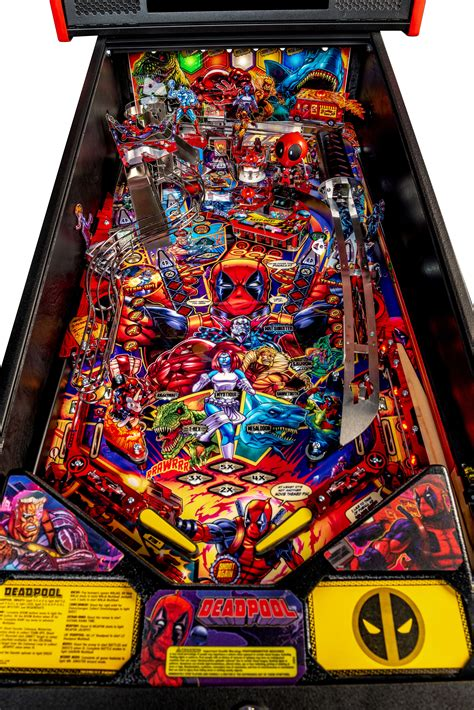 3781 Internet Pinball Machine Database Midway Attack From Mars