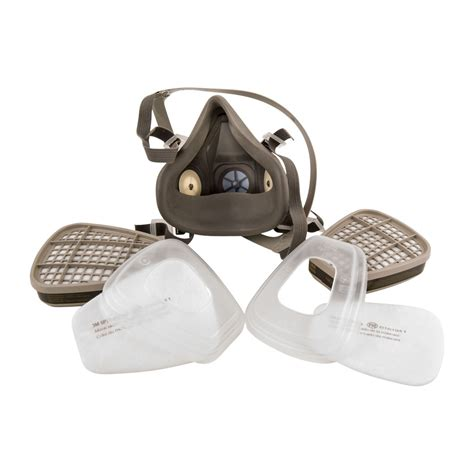 3m Company 6300 Respirator  Brownells.
