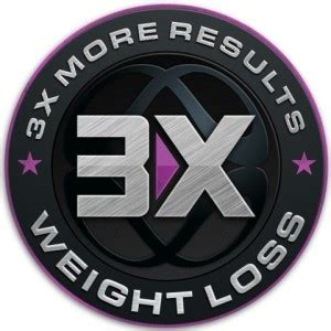 @ 3x Fat Loss - Brilliant Fitness And Nutrition.