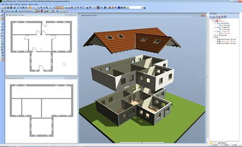 3d house plan software free download