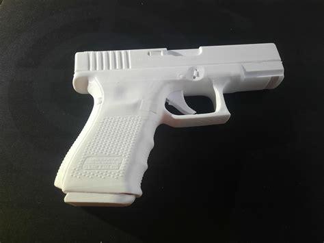 Glock-19 3d Print Glock 19 Dummy.