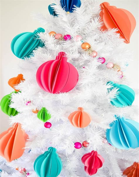 3d Christmas Ornament Templates