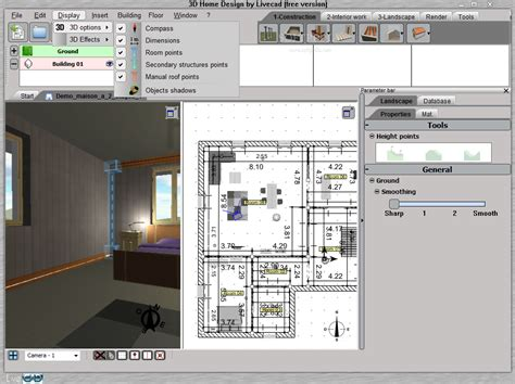 3d Home Plan Drawing Software Free