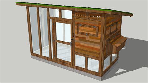 3d Warhouse Chicken Coop Plans