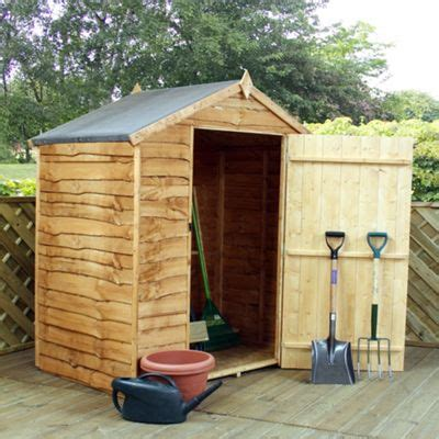 3x5 Shed