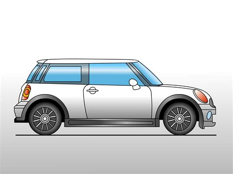 [click]4 Easy Ways To Draw Cars With Pictures - Wikihow.