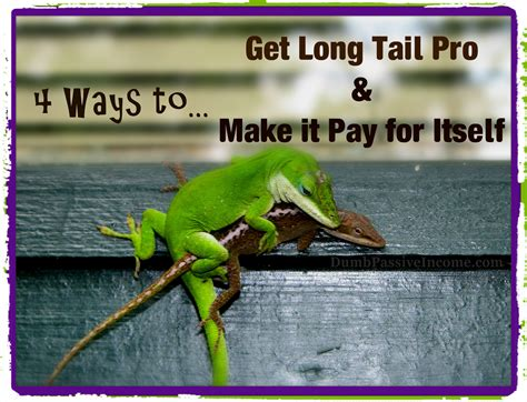 4 Ways To Get Long Tail Pro And Make It Pay For Itself.