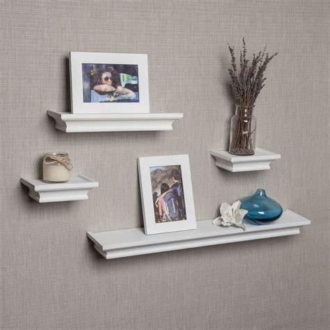 4 Piece Floating Shelf Set