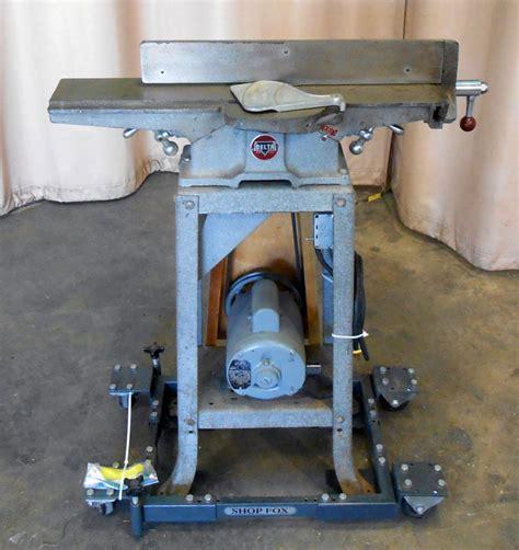 4 Jointer Blades