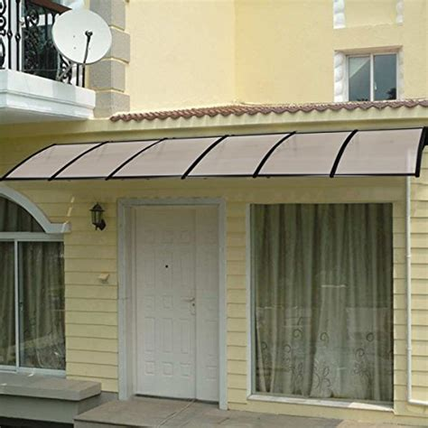 40 X 80 Window Awning Modern Polycarbonate Cover Front .