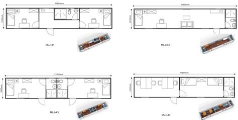 40 Ft Container House Floor Plans Free