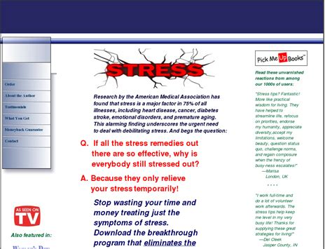 [click]400 Breakthrough Stress Elimination Strategies.