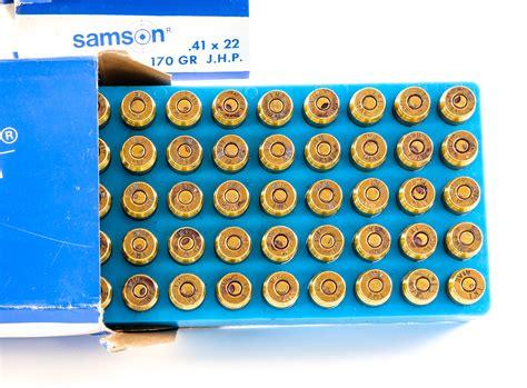 Ammunition 41ae Samson Ammunition.