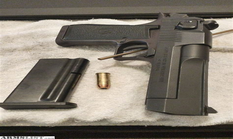 Desert-Eagle 44 Desert Eagle Ammo For Sale.