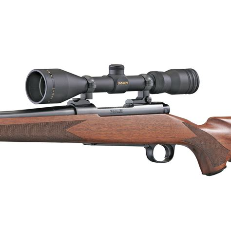 Rifle-Scopes 44 Magnum Rifle With Scope.
