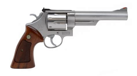 Smith-And-Wesson 44 Smith And Wesson Revolver.