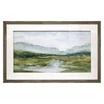 44x28 Framed Landscape --- 074 12 4843  79 99 Lovely .