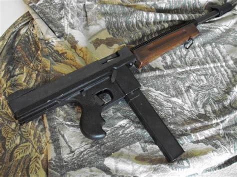 Gunkeyword 45 Cal Semi Auto Tommy Gun.