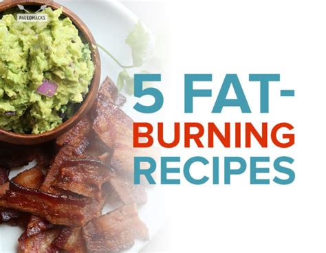 5 Fat-Burning Recipes Paleo, Protein Rich, Real Food - Paleohacks.