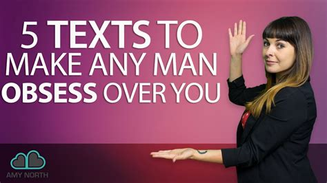 5 Texts To Make Any Man Obsess Over You - Youtube.
