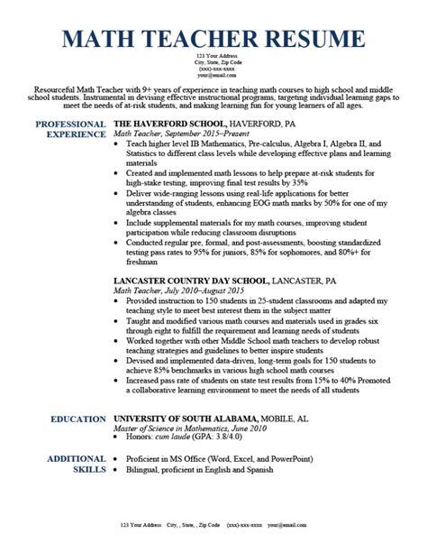 Resume Format For Mapeh Teacher Draft Resignation Letters