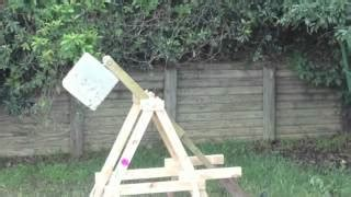 5 Arm Murlin Trebuchet Plans Pumpkin