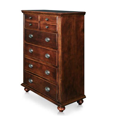 5 Drawer Dresser Solid Wood