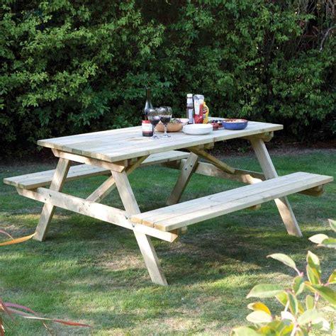 5 Foot Picnic Tables