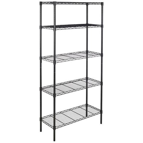 5-Layer Wire Shelving Unit