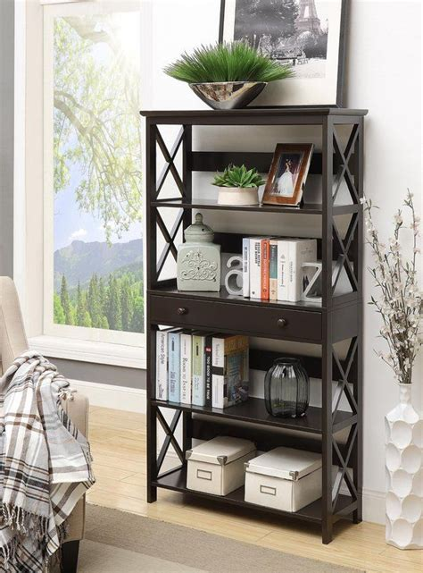 5-Tier Standard Bookcase