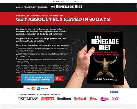 [click]50 Renegade Nutrition Rules - Jason Ferruggia.