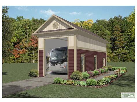 50 Ft Rv Garage Plans Free