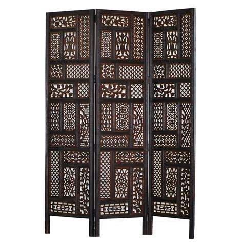 54 x 70 Godfrey 3 Panel Room Divider
