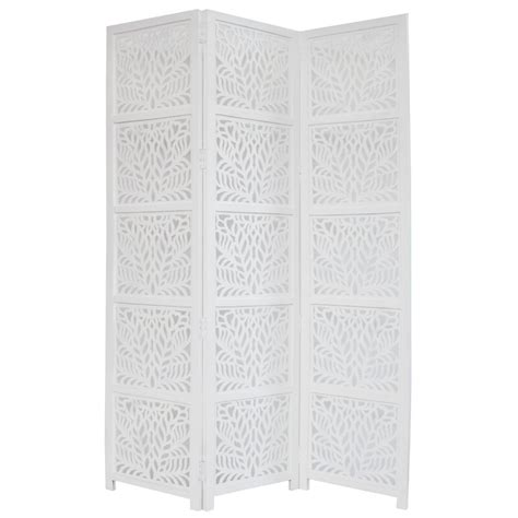 54 x 70 Weatherford 3 Panel Room Divider