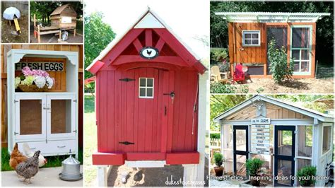 @ 57 Diy Chicken Coop Plans In Easy To Build Tutorials 100