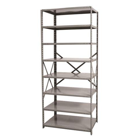 57 H 8 Shelf Shelving Unit Starter